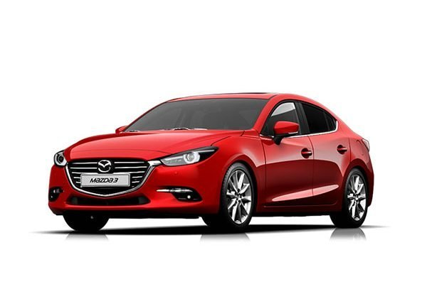bjurkell bil Mazda3 Sedan