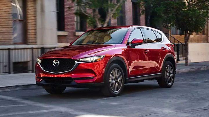 Kampanj Mazda CX-5 2.0 Optimum AWD Automat, låga skatten