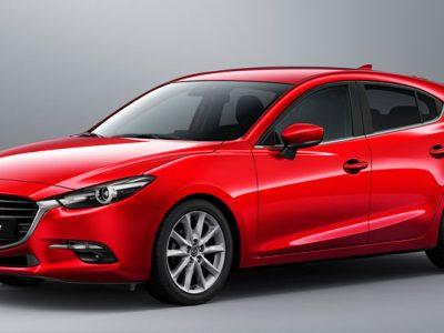 Erbjudande Mazda3 – fr. 159 900 kr
