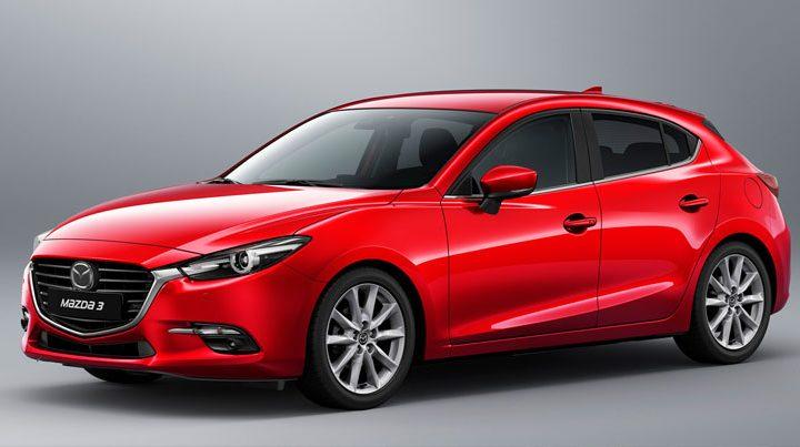 Mazda 3 – fr. 159 900 kr