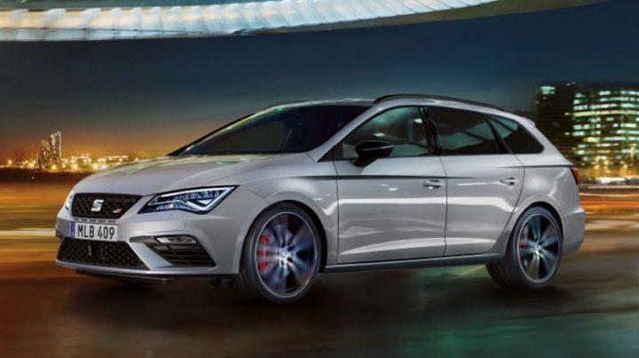 Seat Leon Cupra ST – fr 4990 kr / mån