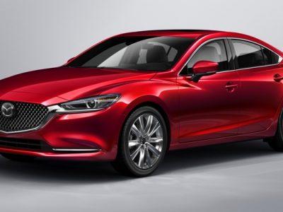 Provkör nya Mazda6 hos Bjurkell Bil
