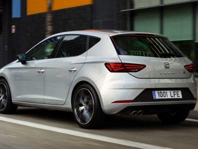 SEAT Leon – Winter Edition