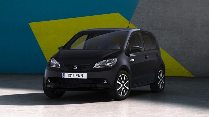 Nya SEAT Mii Electric