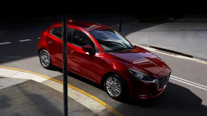 Provkör nya Mazda2 2020 hos Bjurkell Bil