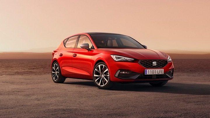 Premiär för nya SEAT Leon 2020!