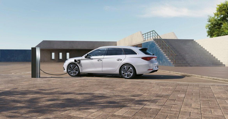 seat leon e-hybrid 2020 bjurkell bil